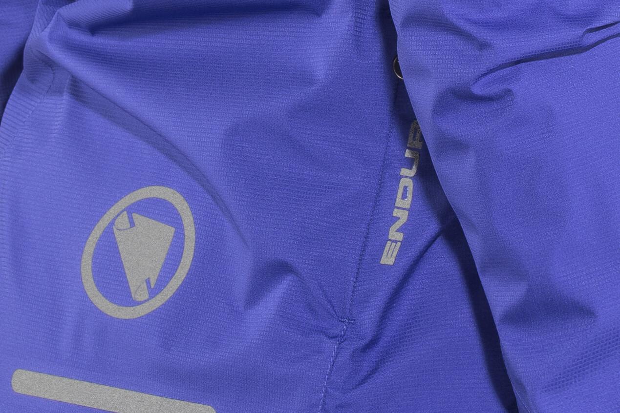 Endura Xtract Jas Dames, cobalt blue | Bikester.nl